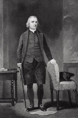 Portrait of Samuel Adams (1722-1803)