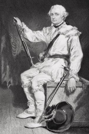 Portrait of Daniel Morgan (1736-1802)