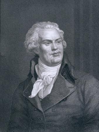 Georges Jacques Danton (1759-94)