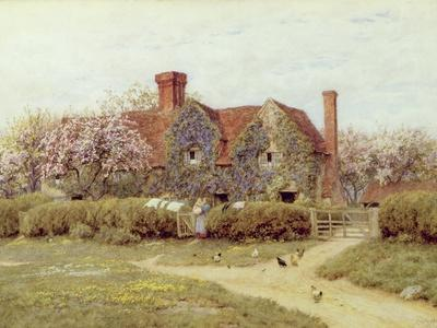 A Buckinghamshire House at Penstreet