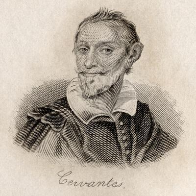 Miguel Saavedra De Cervantes