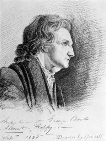 Self Portrait, 1826
