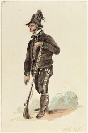Italian Hunter, 1830