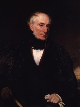 William Wordsworth, 1840