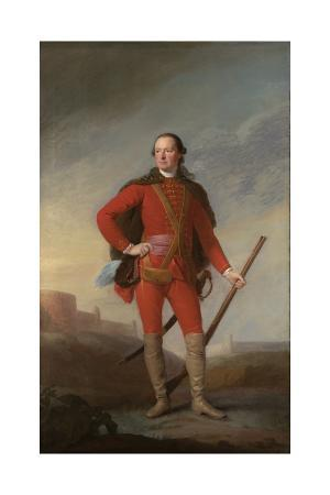 Portrait of Charles, 5th Earl of Elgin, C.1754