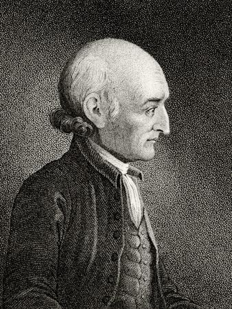 George Wythe, Engraved by James Barton Longacre (1794-1869)