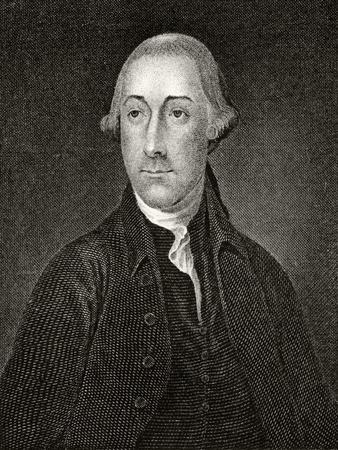 Joseph Hewes, Engraved by Francis Kearney (1785-1837)