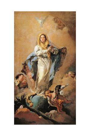 The Immaculate Conception, 1767-1769