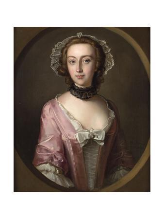 Portrait of Louisa Balfour, 1751