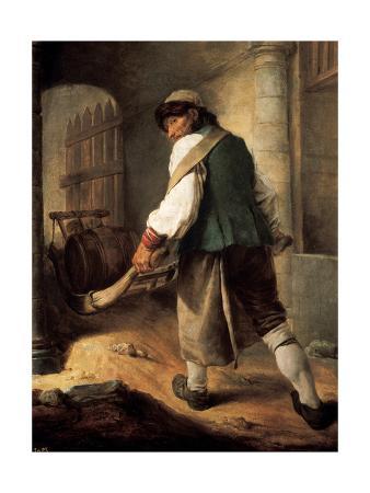 A Villager, 1756