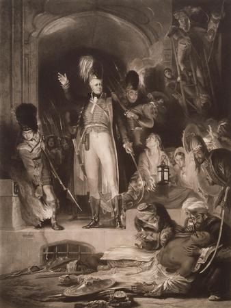 Sir David Baird Discovering the Body of Tipu Sultan, 1843