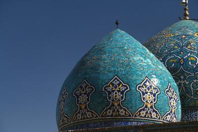 The Darb-E Imam Mosque