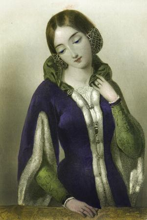 Anne of Bohemia, Queen to Richard II, Printed by Henry G. Bohn, 1856