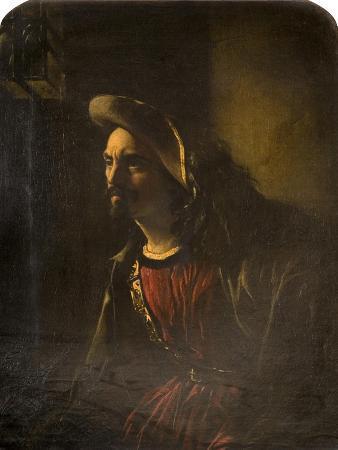 Portrait of a Man in Plumed Hat