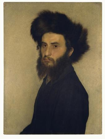 Portrait of a Young Jewish Man