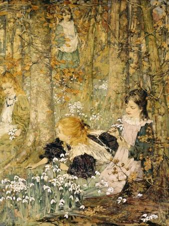 The Coming of Spring, 1899