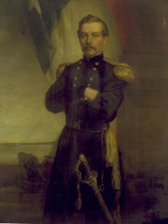 General Pierre G.T. Beauregard, 1861