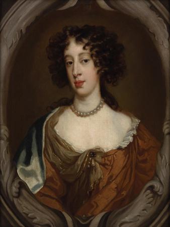 Portrait of Mary of Modena, Duchess of York