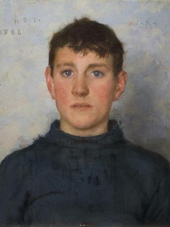 Portrait of Jack Rolling, 1888