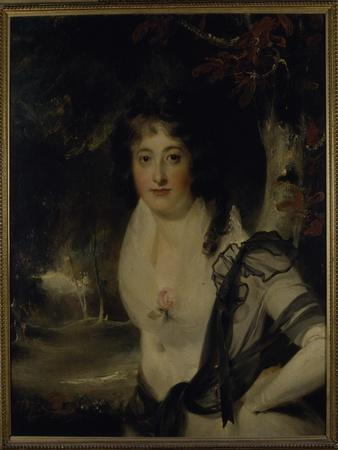 Portrait of Lady Charlotte Bentinck, C.1790-1830