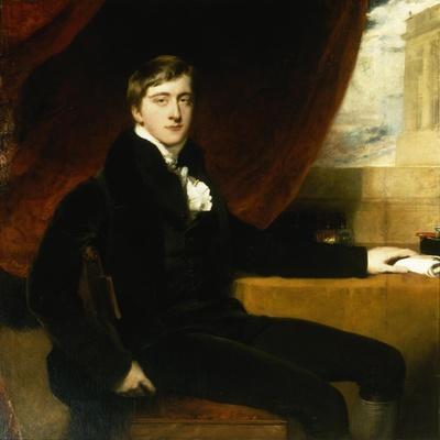 Portrait of William Spencer Cavendish, 6th Duke of Devonshire, 1811