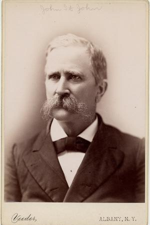 John Pierce St John (1833-1916), American Politician, 8th Governor of Kansas