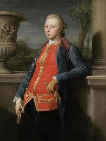 Portrait of William Cavendish, 5th Duke of Devonshire, 1768