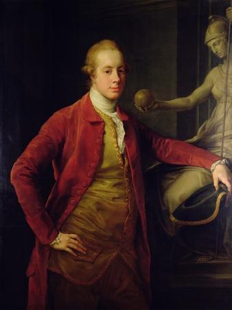 Portrait of Lord Richard Cavendish, 1773