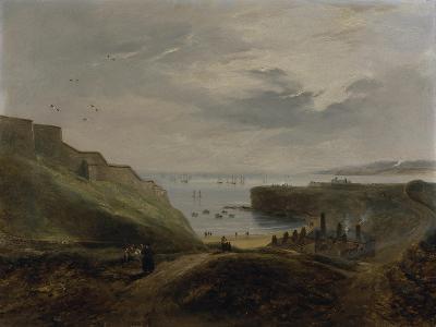 Prior's Haven, Tynemouth - Sunrise, 1845
