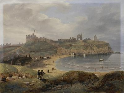 Prior's Haven, Tynemouth, 1845