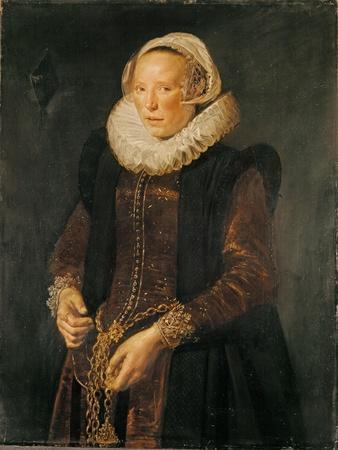 Portrait of a Woman, C.1611