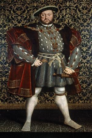 Portrait of King Henry VIII, after 1557