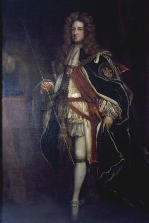 Portrait of William Cavendish, 1st Duke of Devonshire, C.1690-1710