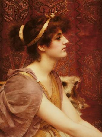 A Classical Beauty, 1892