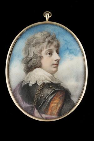 Portrait of William, 3rd Viscount Courtenay