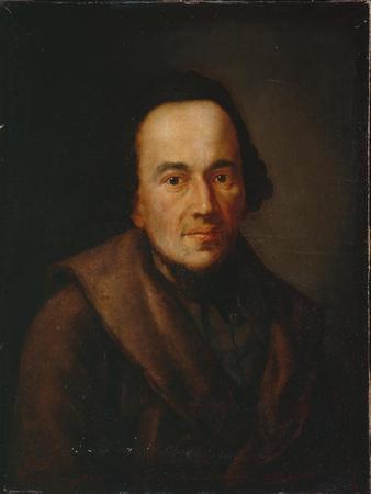 Portrait of Moses Mendelssohn, after 1771