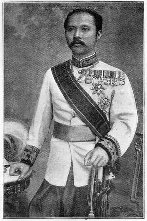Chulalongkorn (Rama V), King of Siam, 1893