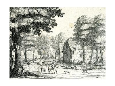Dutch Village, Late 17th Century