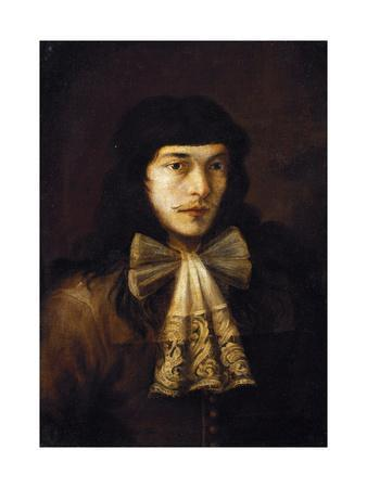 Self Portrait as a Young Man