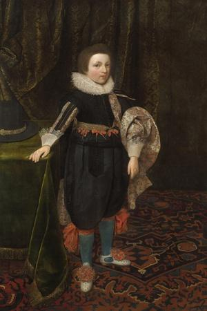 Portrait of a Boy, Early to Mid 1620s