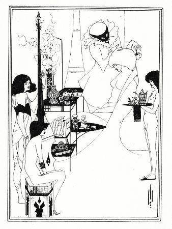 The Toilette of Salome, 1899