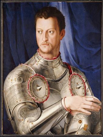 Portrait of Cosimo I De' Medici, C.1545