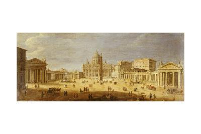 Piazza S. Pietro, Rome
