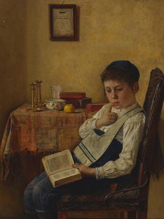 A Yeshiva Boy