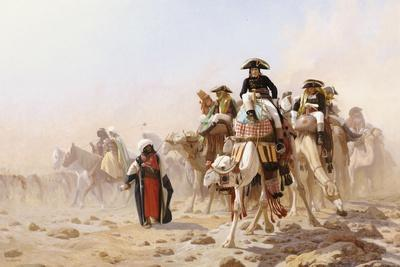 Napoleon and His General Staff