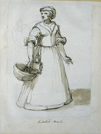 A Kitchen Maid