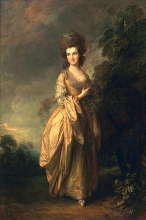 Elizabeth Beaufoy, Later Elizabeth Pycroft, C.1780