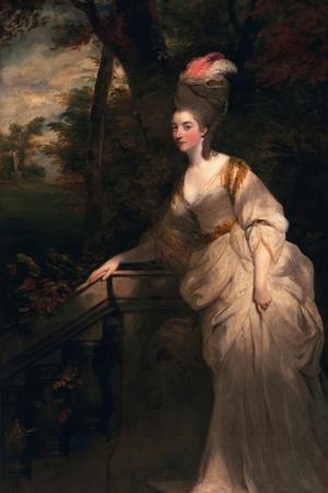 Georgiana Cavendish, Duchess of Devonshire, C.1775-76