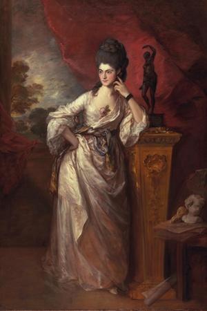 Penelope (Pitt), Viscountess Ligonier, 1770