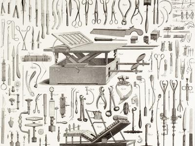 Nineteenth Century Surgical Instruments